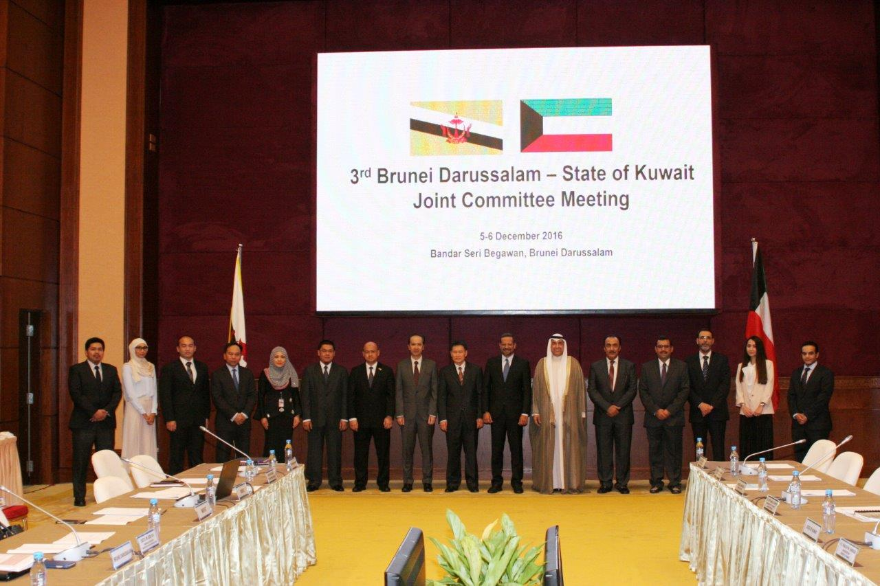 News Headlines - BRUNEI DARUSSALAM AND THE STATE OF KUWAIT